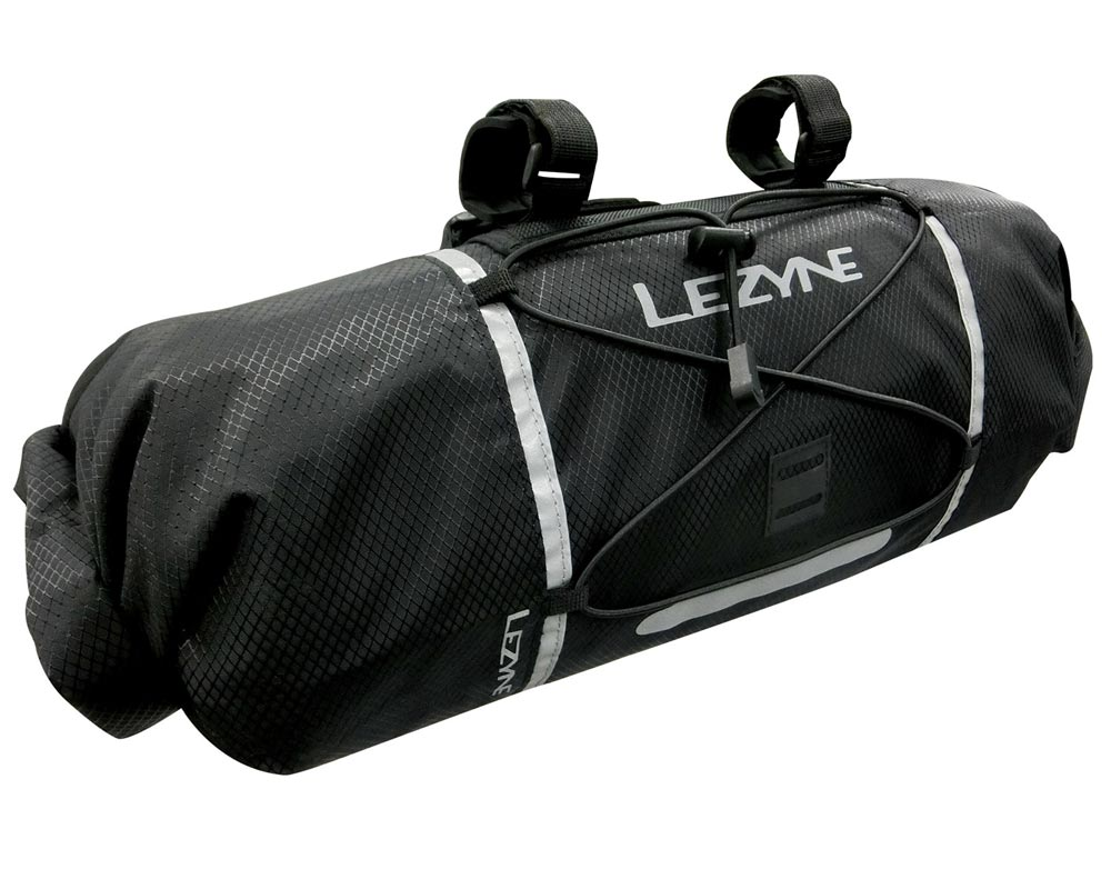 brašna na řídítka Lezyne Bar Caddy 7l black
