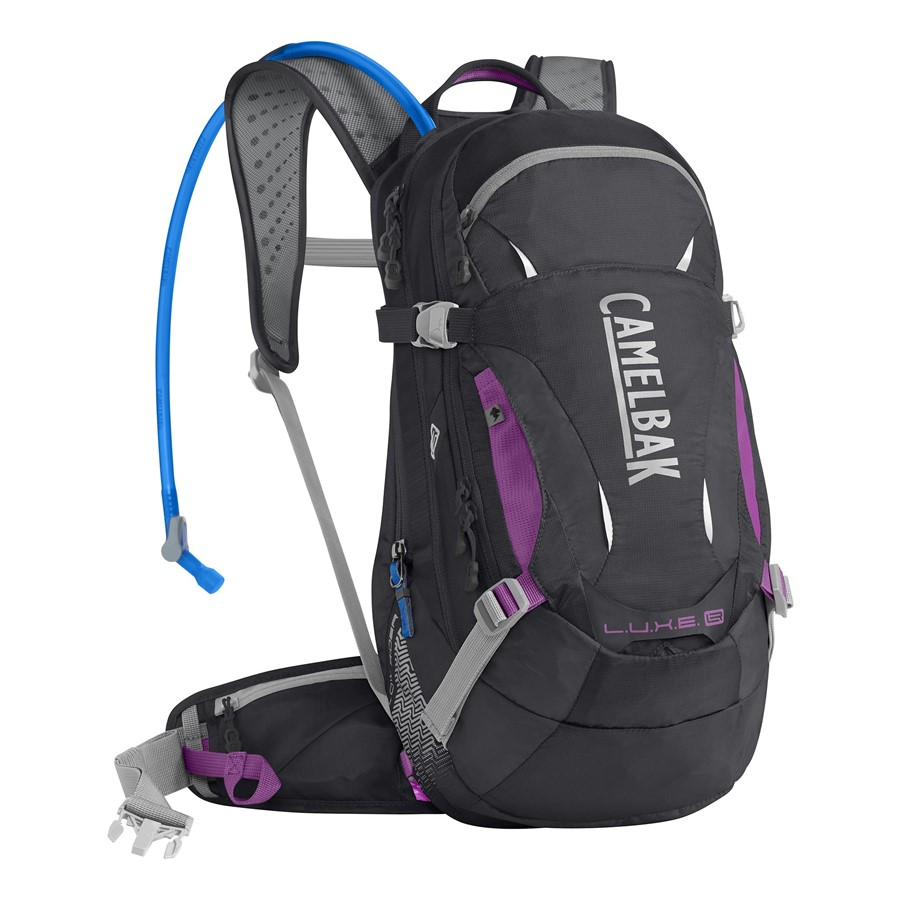 batoh Camelbak Luxe LR 14 charcoal/light purple