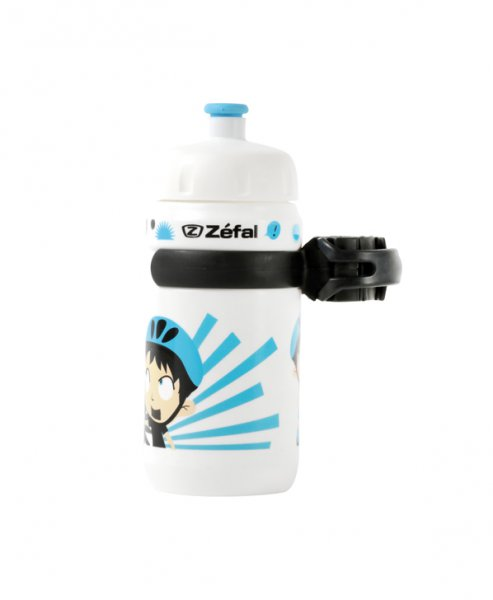 lahev Zefal Kid Z-Boy 350ml/20oz white/blue