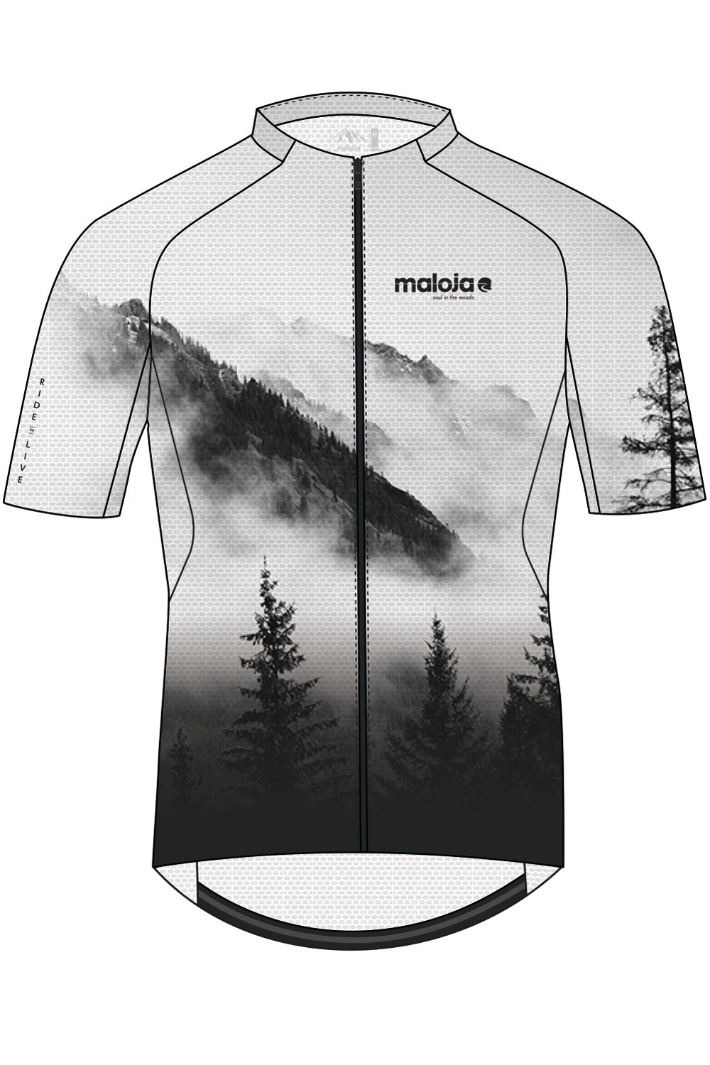 dres Maloja BauM 2020 moonless mountain