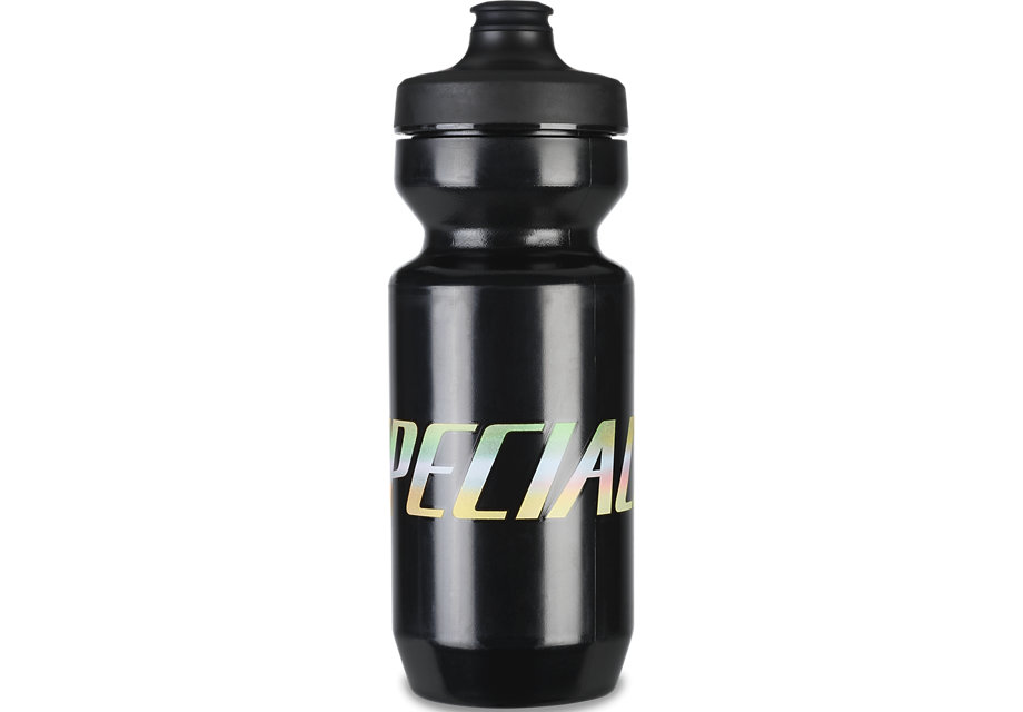 lahev Specialized Purist WaterGate 650ml 22oz black holograph