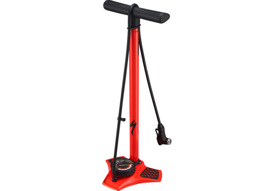 hustilka Specialized AirTool Floor Comp V2 red