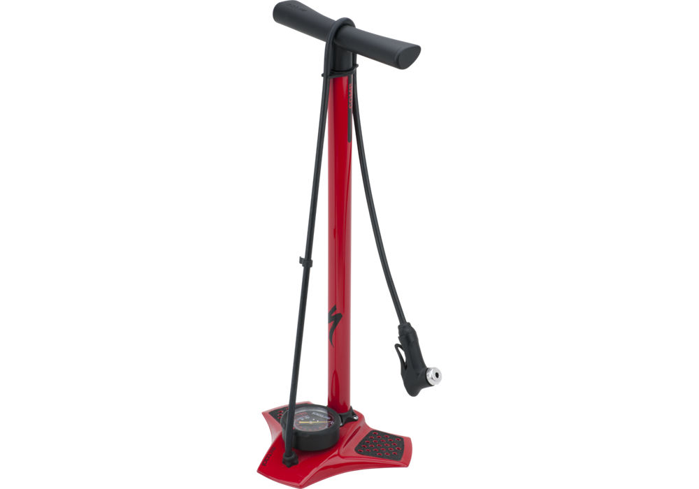 hustilka Specialized AirTool Floor Comp red