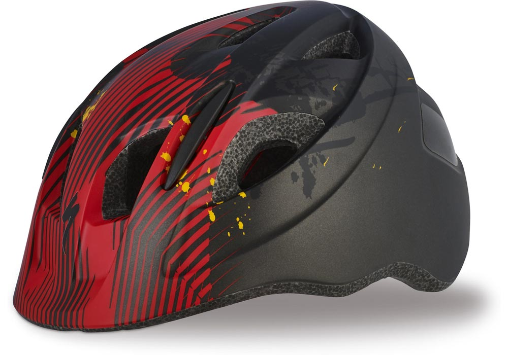 helma Specialized Mio 2018 black/red flames