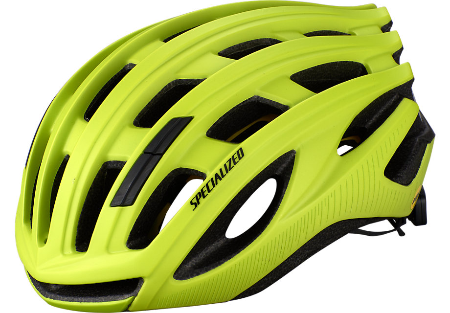 helma Specialized Propero 3 Angi Mips 2021 hyper green