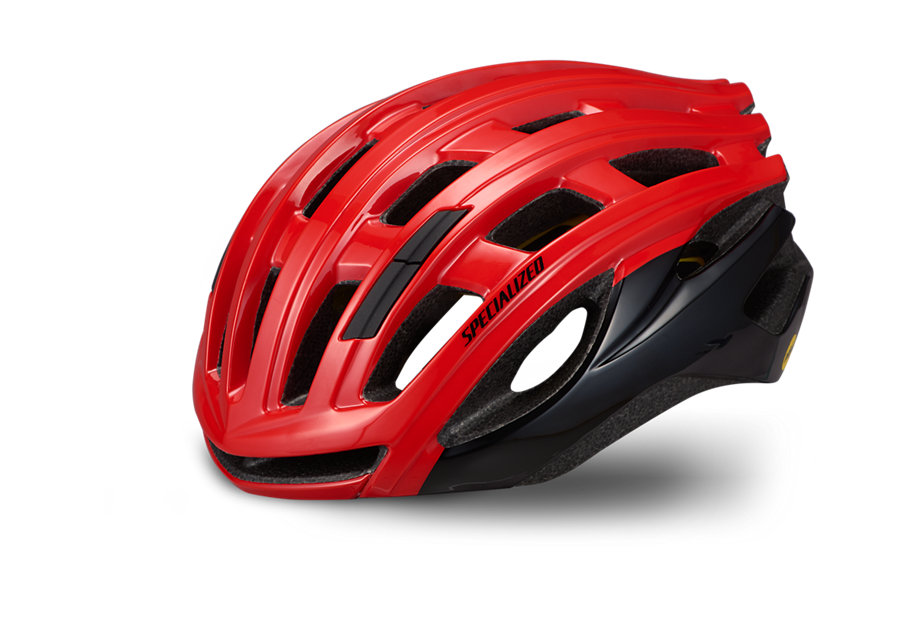 helma Specialized Propero 3 Angi Mips 2021 flo red/black