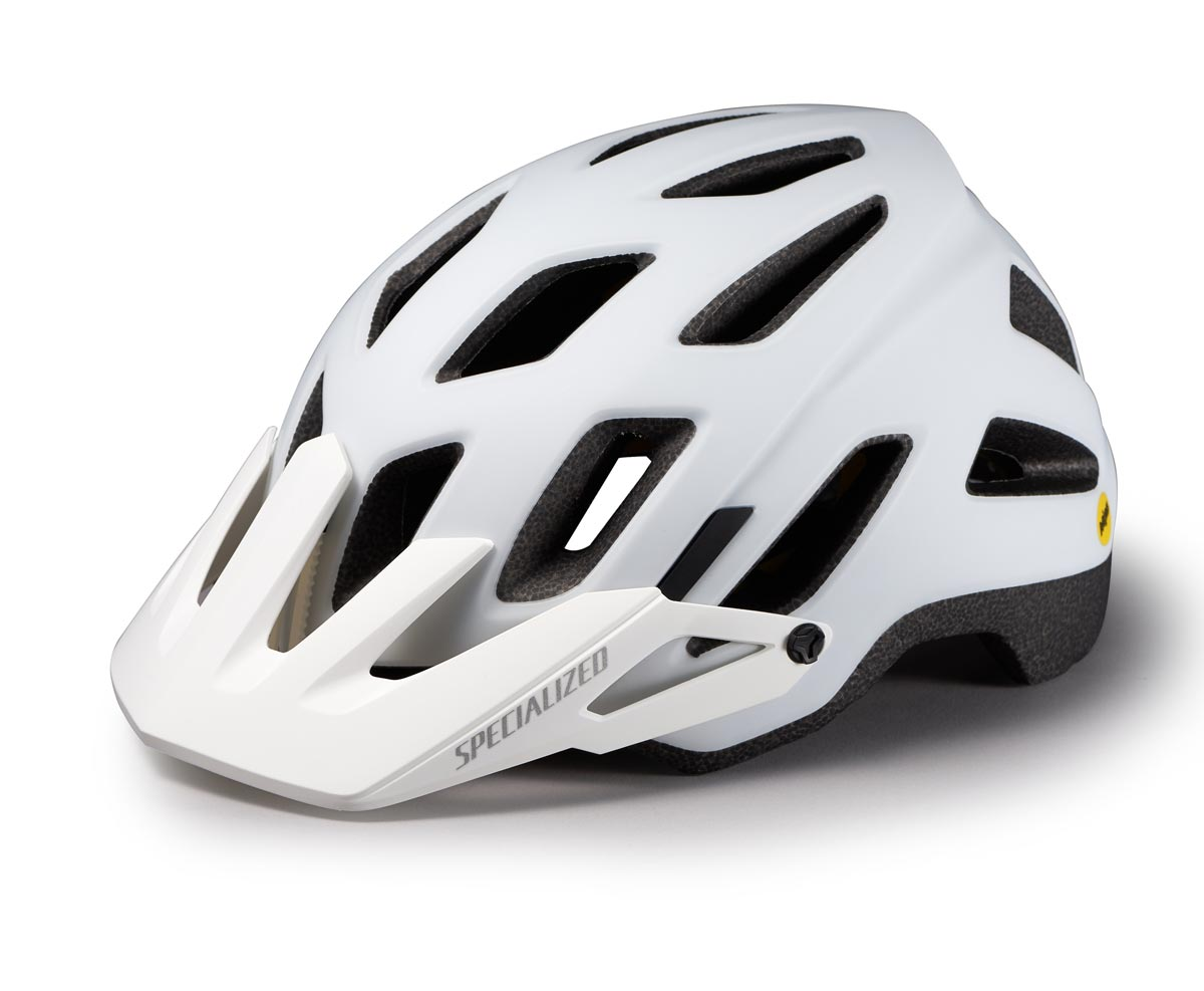 helma Specialized Ambush Comp Angi Mips 2020 white/black