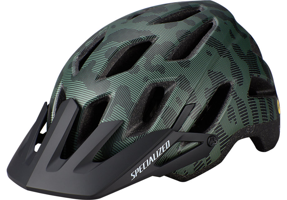 helma Specialized Ambush Comp Angi Mips 2020 sage green/black