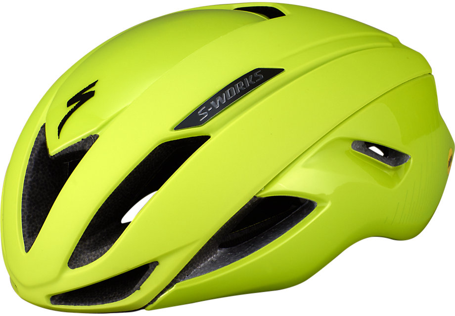 helma Specialized S-Works Evade II Angi Mips hyper green