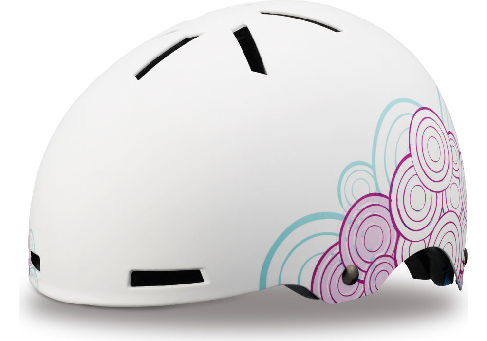 helma Specialized Covert pink clouds