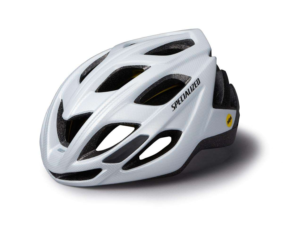 helma Specialized Chamonix Mips 2021 gloss white