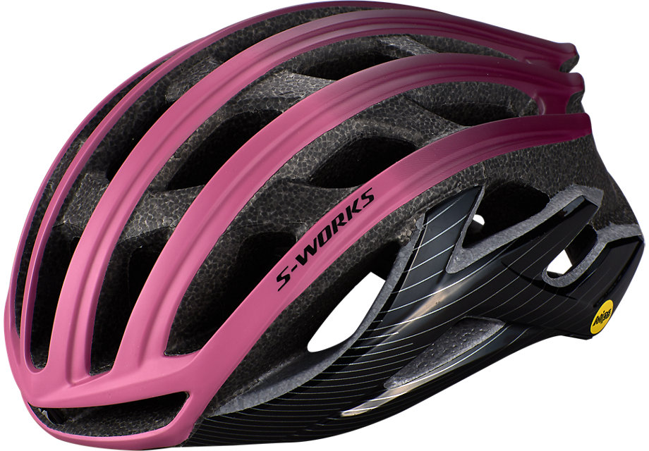 helma Specialized S-Works Prevail II Angi Mips berry/lilac