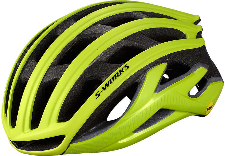 helma Specialized S-Works Prevail II Angi Mips hyper green