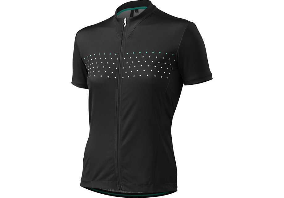 dámský dres Specialized Rbx Comp 2016 carbon black/emerald