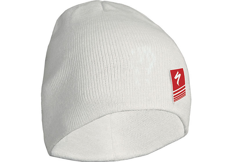 čepice Specialized Therminal Beanie white