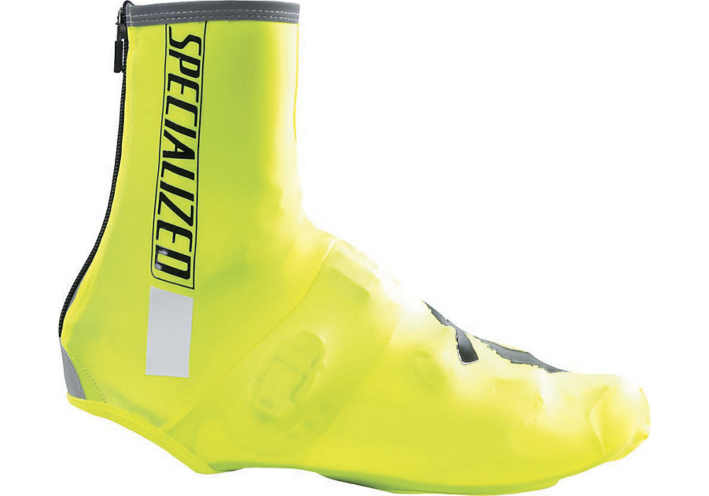 návleky na boty Specialized Shoe Cover 2017 neon yellow