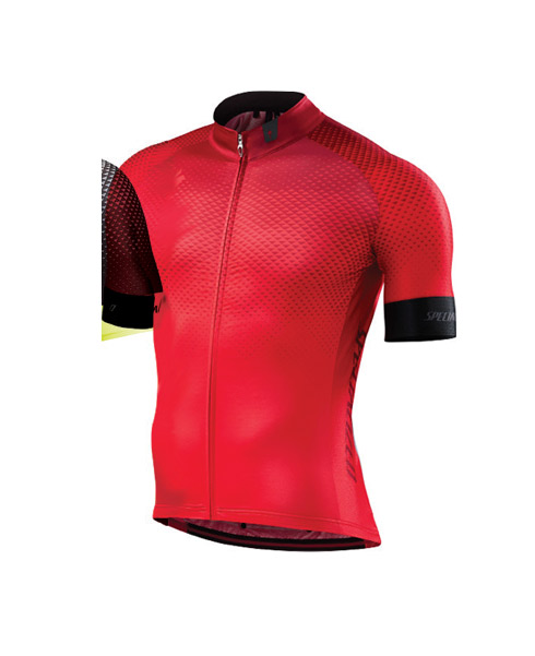 dres Specialized SL Pro 2018 matrix team red