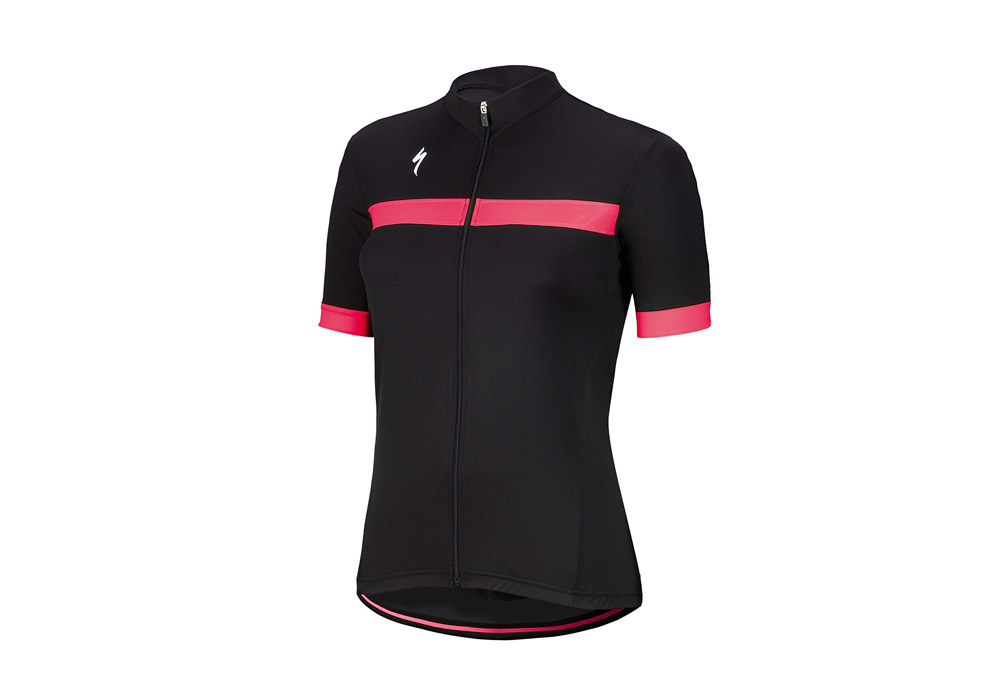 dámský dres Specialized Rbx Sport 2018 black/red