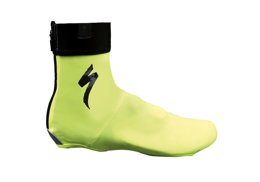 návleky na boty Specialized Shoe Cover 2018 neon yellow/black