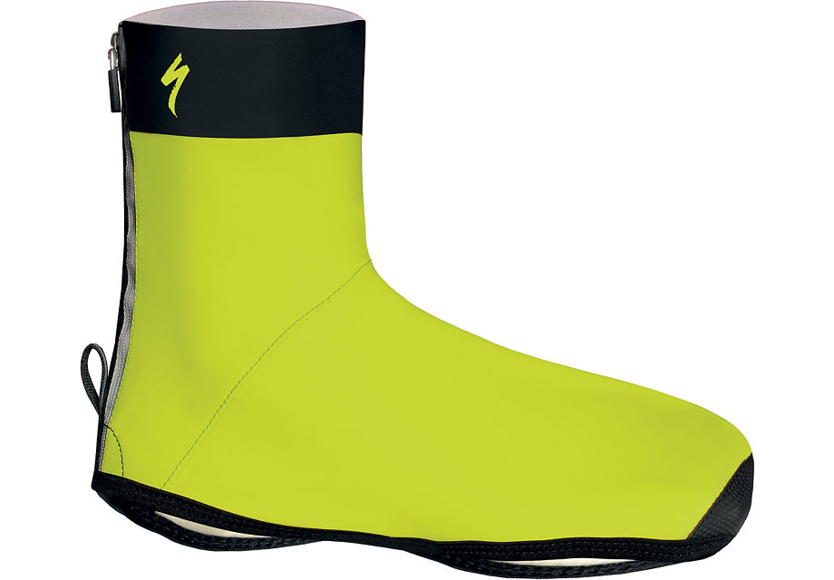 návleky na boty Specialized Deflect WR neon yellow