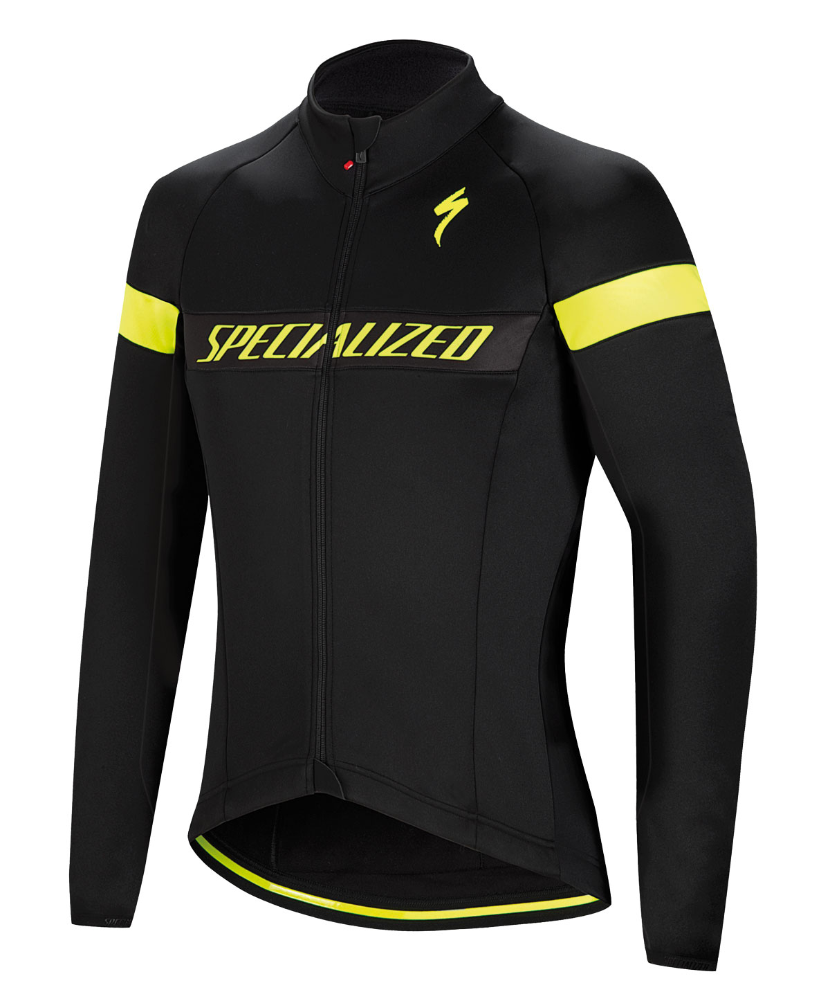 bunda Specialized Element Rbx Sport Logo 2020 black/neon yellow