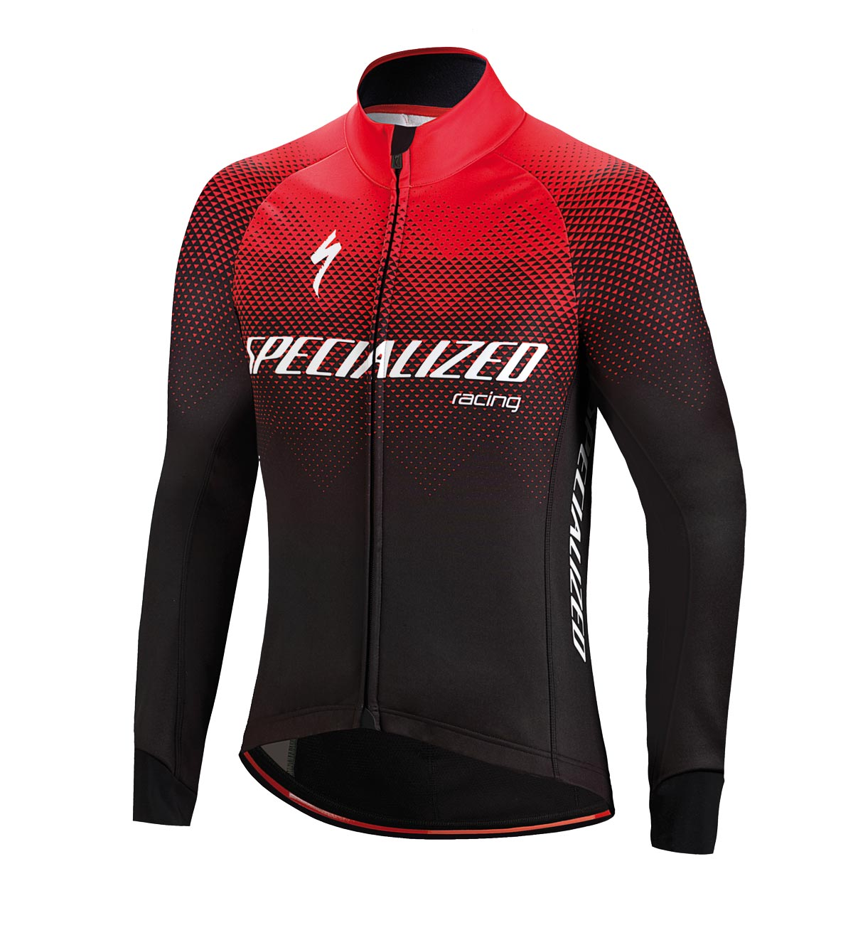 bunda Specialized Element SL Team Expert 2018/2019 black/red