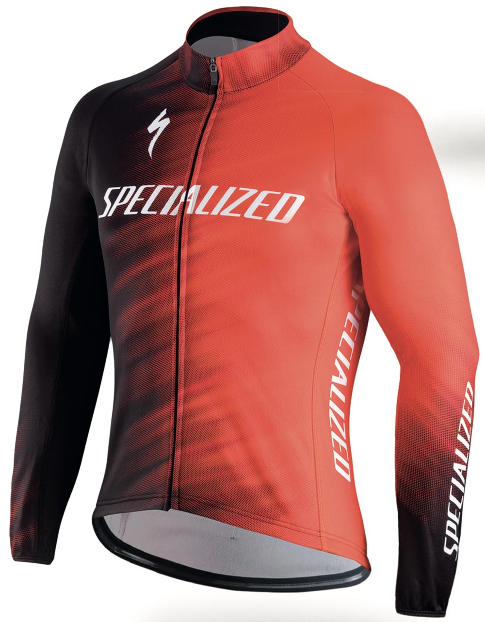 dres zimní Specialized Therminal SL Team Expert 2020 red/black