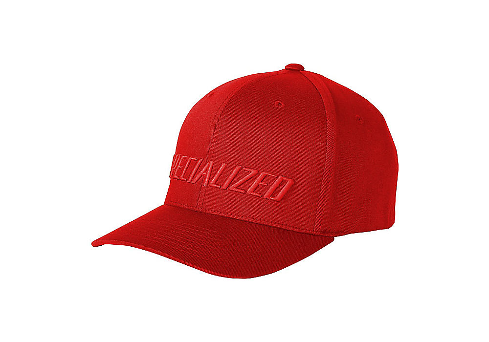 kšiltovka Specialized Podium Hat - Traditional Fit 2017 red