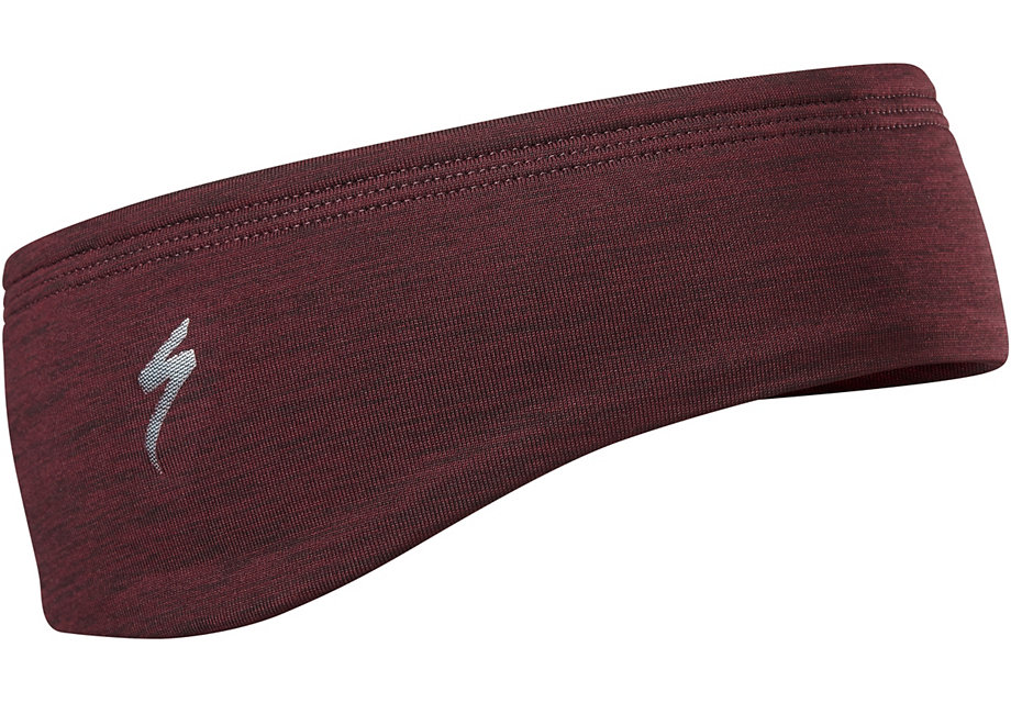 čelenka dámská Specialized Shasta Headband 2018 black ruby heather