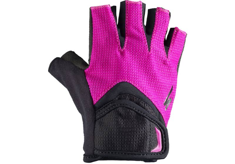 rukavice Specialized BG Kids 2017 black/pink