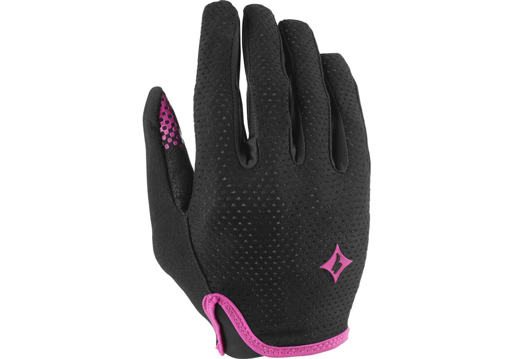 rukavice Specialized Grail Long WT Women's 2019 black/pink