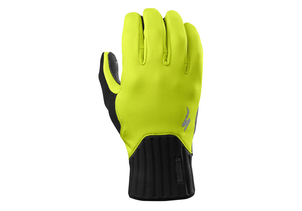 rukavice zimní Specialized Deflect WT 2020 neon yellow