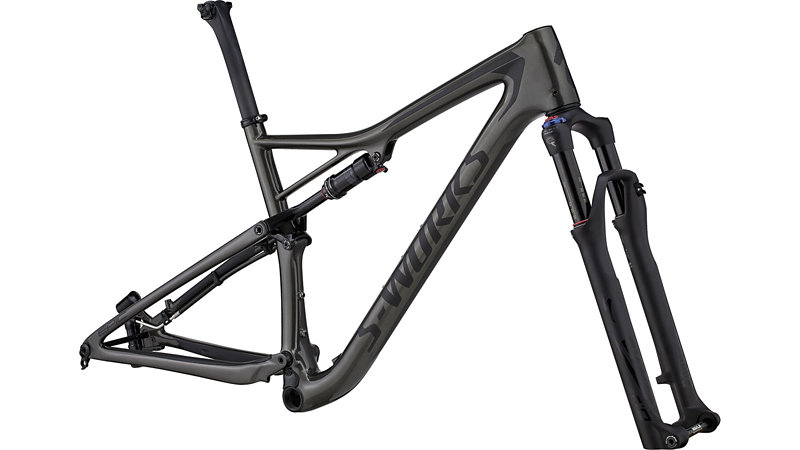 "rám Specialized S-Works Epic Carbon 29"" 2018 gloss satin carbon/black"