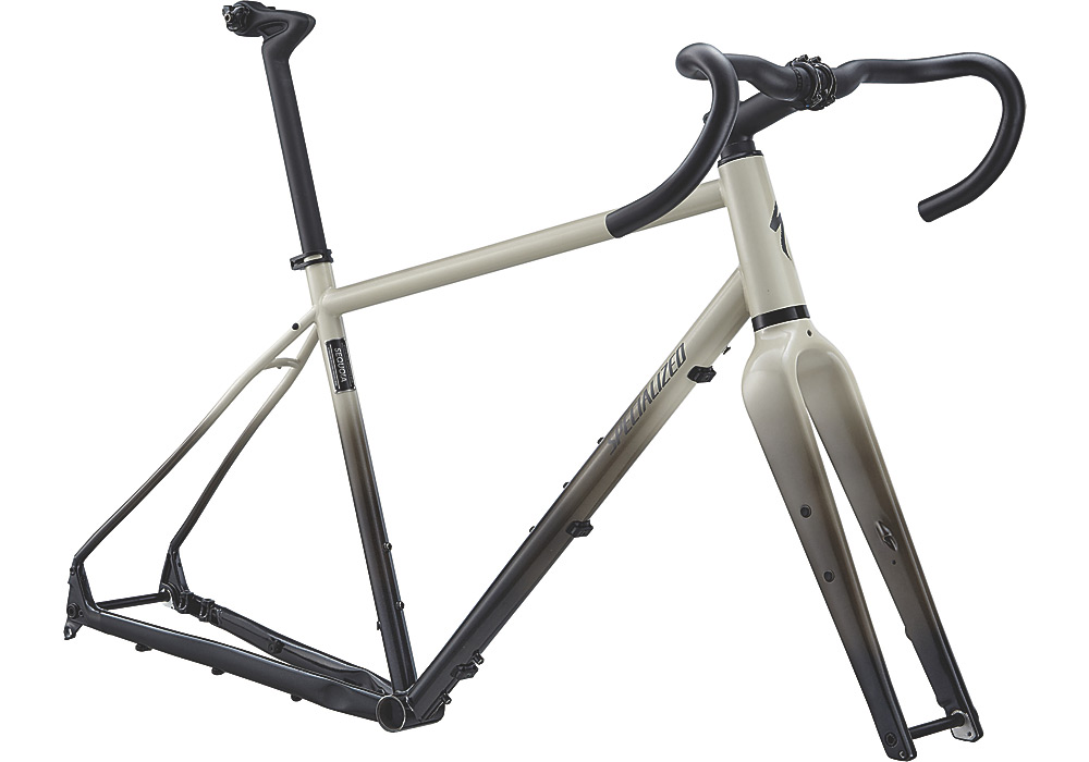 rám Specialized Sequoia Pro Module 2018 white/black/graphite