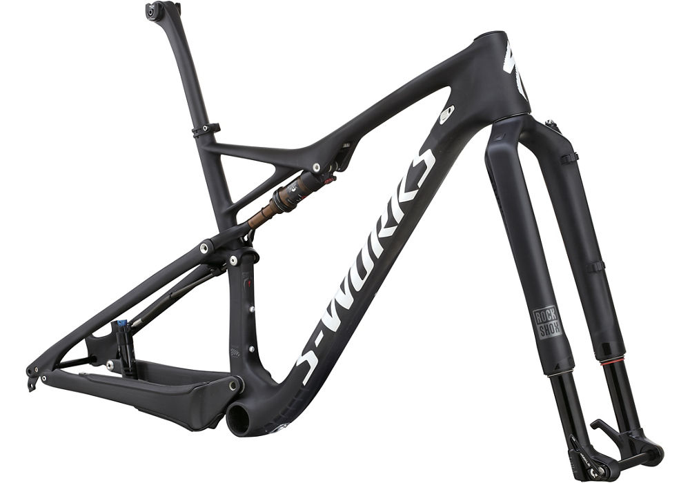 rám horského kola Specialized S-Works Epic FSR Carbon World Cup 29 2016 carbon/clean