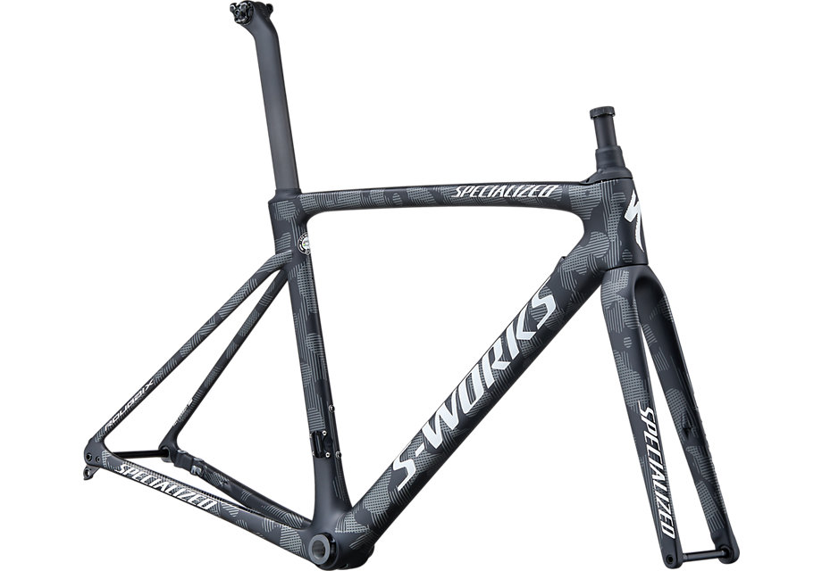 rám Specialized S-Works Team Roubaix 2020 black/white