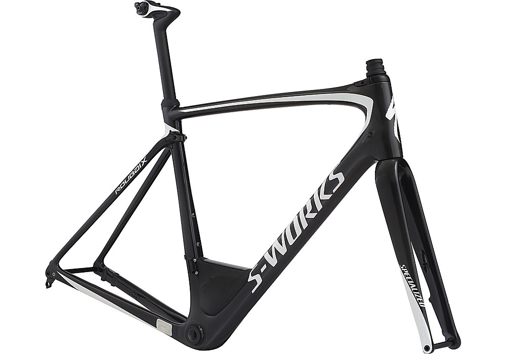 rám Specialized S-Works Roubaix 2018 carbon/white silver
