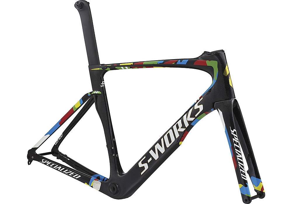 rám Specialized S-Works Venge Disc ViAS 2017 Sagan edition