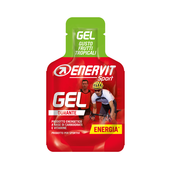 Enervit Enervitene Sport Gel 25ml tropical fruit