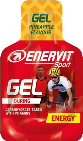 Enervit Enervitene Sport Gel 25ml pineapple