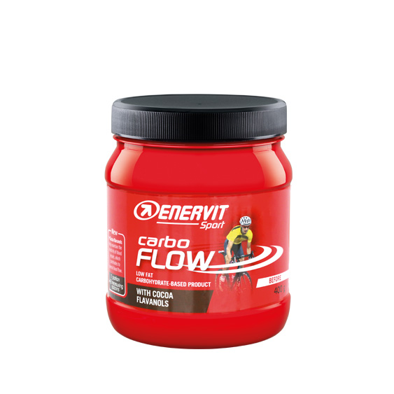 Enervit Carbo Flow 400g cocoa