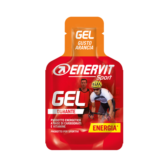 Enervit Enervitene Sport Gel 25ml orange