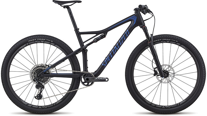 "horské kolo Specialized Epic Pro Carbon 29"" 2018 satin gloss black/chameleon"