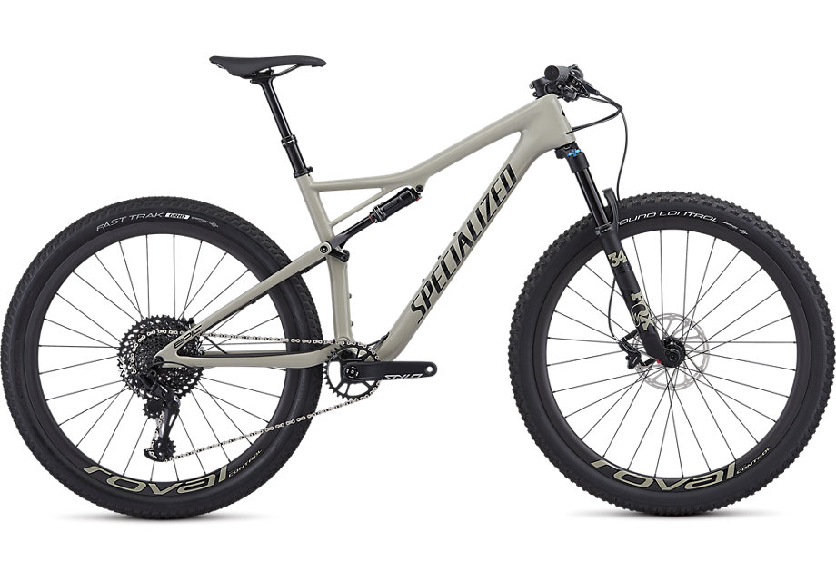 "horské kolo Specialized Epic Expert Carbon Evo 29"" 2019 gray/black"