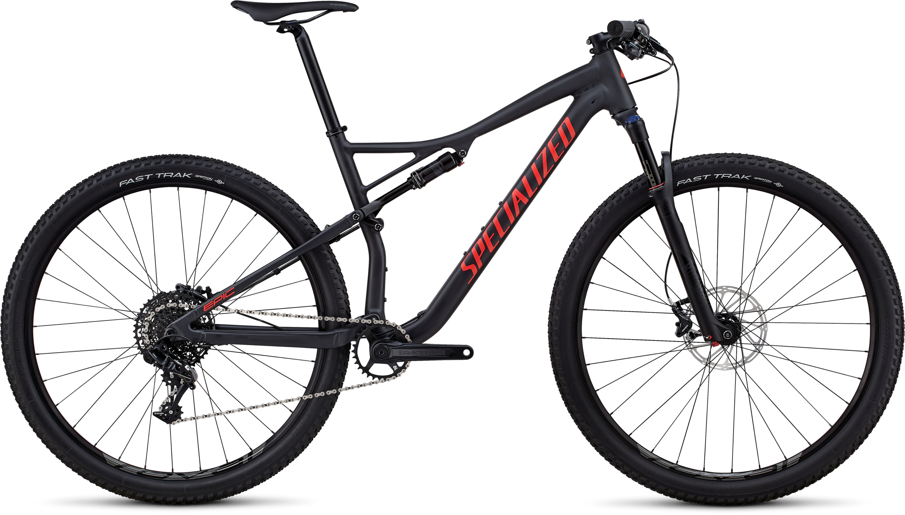 "horské kolo Specialized Epic Comp 29"" 2018 satin slate/red"