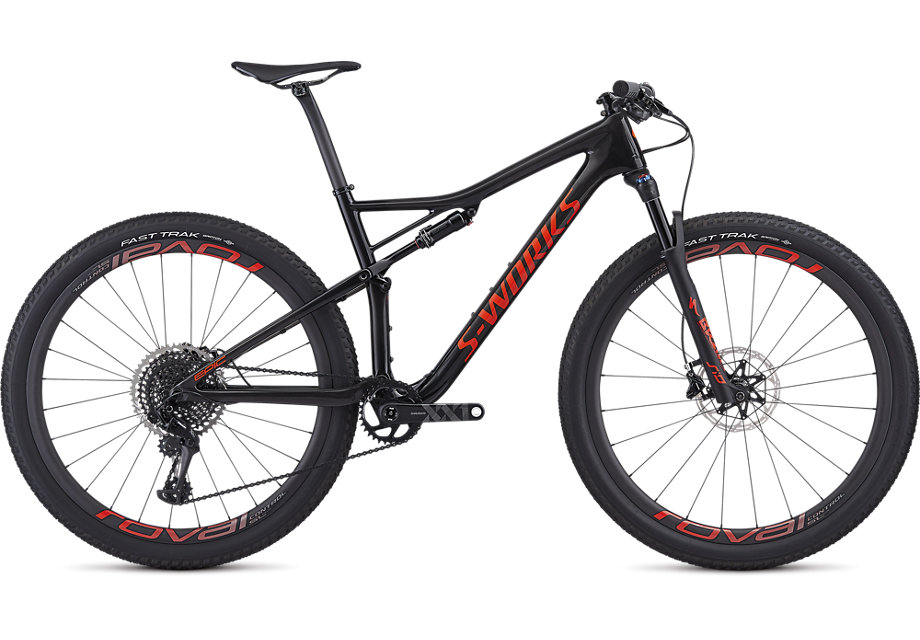 "horské kolo Specialized S-Works Epic Carbon SRAM 29"" 2019 carbon/red"