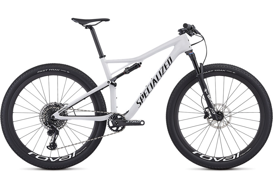"horské kolo Specialized Epic Pro Carbon 29"" 2019 gloss white/black"