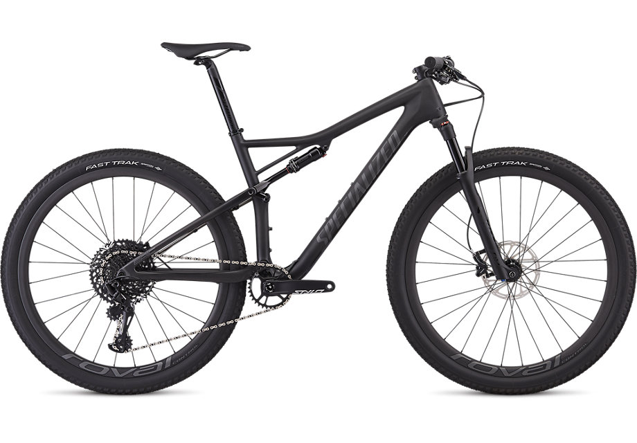 "horské kolo Specialized Epic Expert Carbon 29"" 2019 satin carbon/charcoal"