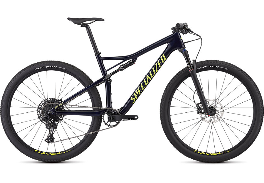 "horské kolo Specialized Epic Comp Carbon 29"" 2019 gloss carbon/ion"