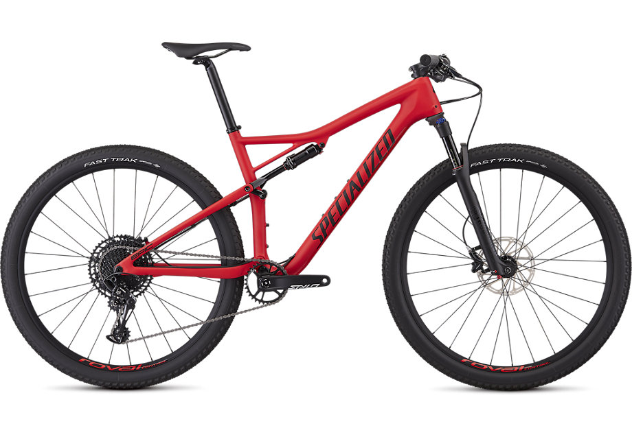 "horské kolo Specialized Epic Comp Carbon 29"" 2019 satin red/black"